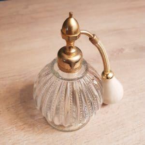 Flacon de parfum vintage - Le Grenier d'Emilie
