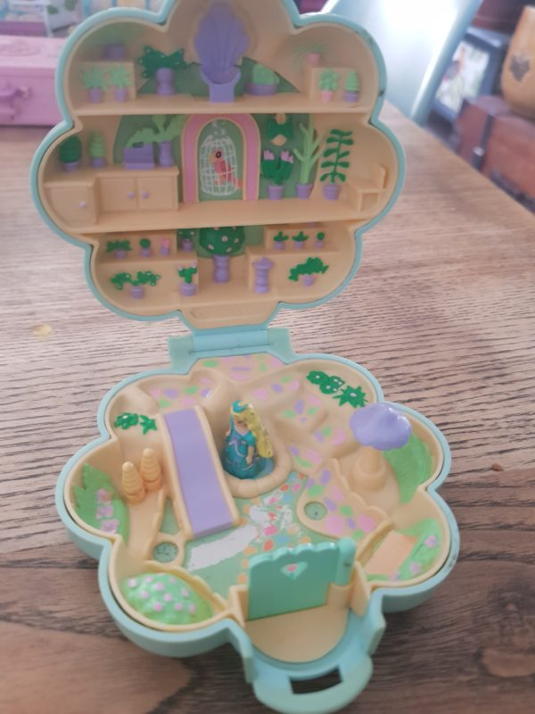 Polly Pocket Vintage Coquillage