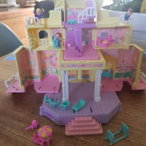 Polly Pocket Vintage Villa