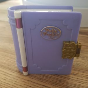 Polly Pocket Vintage Livre