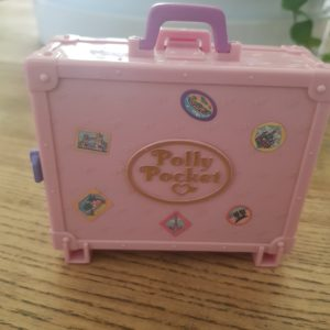 Valise Polly Pocket Vintage